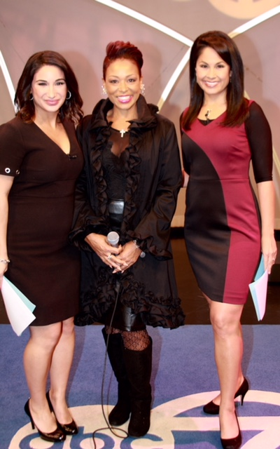ABC 7 Anchors Stacy Vacca & Diane Pathieu