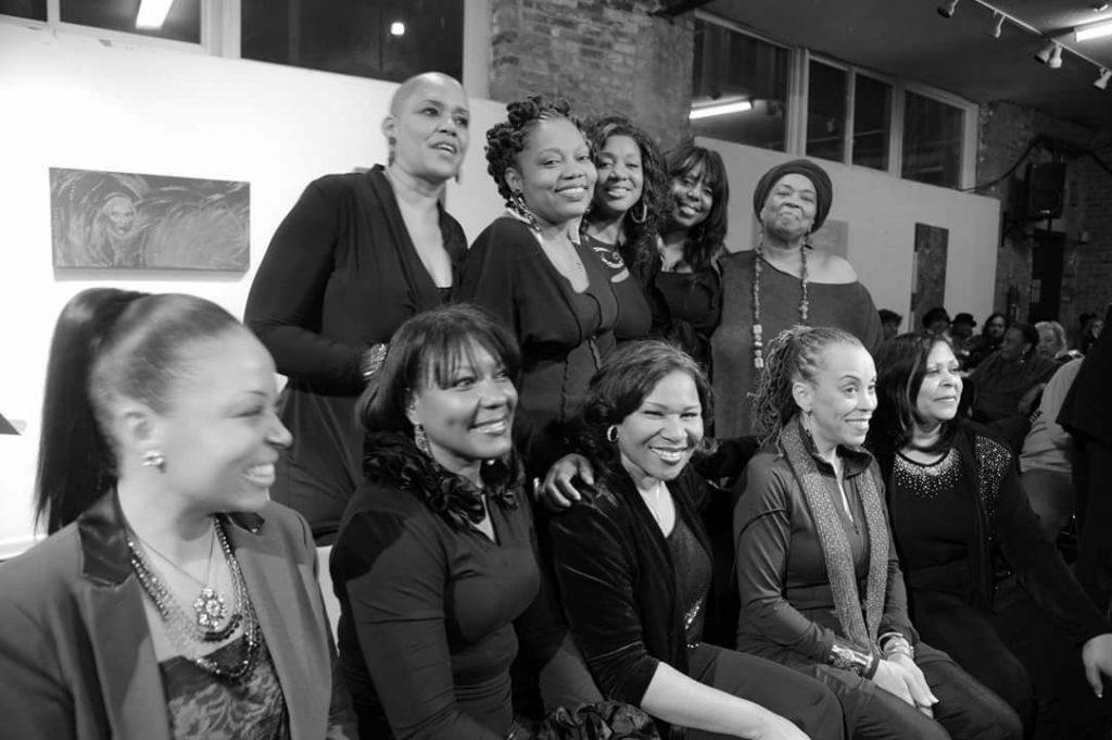 Ladies of the 11 Divas