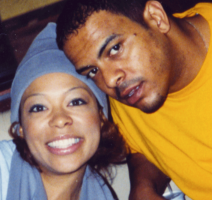 """Co-Star Christopher Williams in """"A House Is Not A Home"""" Stage Play"""