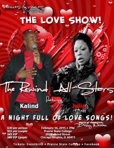 The Love Show 2ƒ